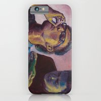 iPhone & iPod Case featuring Times Like These by Michael Mossner