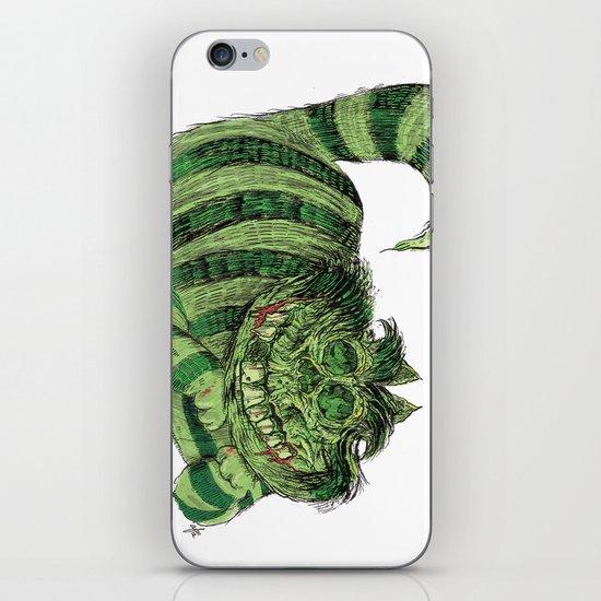 Cheshire iPhone & iPod Skin