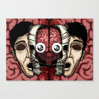 Expand your mind v.2 Canvas Print