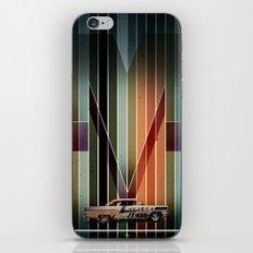 MERCURY JT450 iPhone & iPod Skin