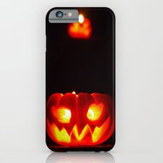 Halloween glow iPhone 6 Slim Case