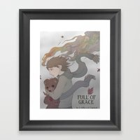 Full Of Grace - Cover Framed Art Print