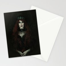 The Banished Queen Stationery Cards