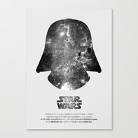 Star Wars - A New Hope Canvas Print