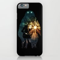 iPhone & iPod Case featuring Don't Look Back by Niel Quisaba