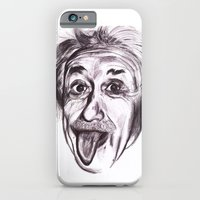 Einstein iPhone 6 Slim Case