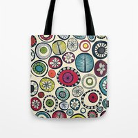 Honolulu hoops cream Tote Bag