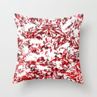 HOPE ABSTRACT Throw Pillow