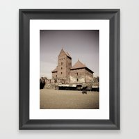 Trakai Castle/ 2  Framed Art Print