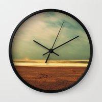 salt water story Wall Clock