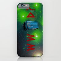 iPhone & iPod Case featuring What Would Doctor Who Do? by InvaderDig