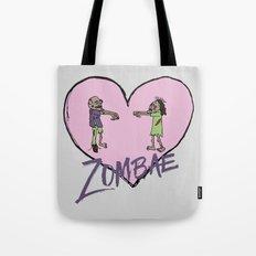 Zombae Tote Bag