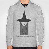 Gandalf Minimalist Hoody