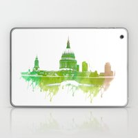 St Pauls Cathedral London Laptop & iPad Skin