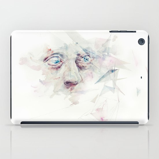 living in delay iPad Case
