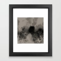 There's Always A Fall Before A Rise Framed Art Print
