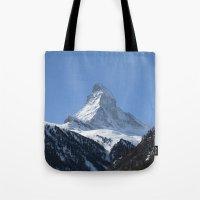 Matterhorn Tote Bag