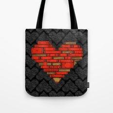 Book Love Tote Bag