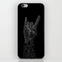 Metal iPhone & iPod Skin