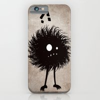 iPhone & iPod Case featuring Evil Bug Wondering by Boriana Giormova
