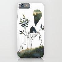 Tiny Tree House iPhone 6 Slim Case