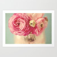 In The Spring Art Print