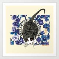 ASPCA® New York Cat Ado… Art Print