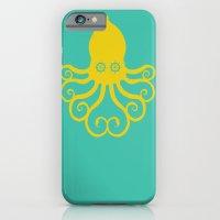 The Kraken Encounter iPhone 6 Slim Case