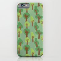 Trees Trees Trees iPhone 6 Slim Case