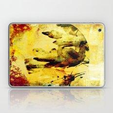 Burned colors Laptop & iPad Skin