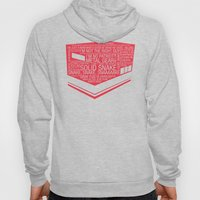 Metal Gear Solid Typography Hoody