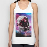 LOOK UP Unisex Tank Top