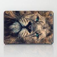 King Of Judah iPad Case