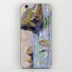 Moulin Huet Bay, Guernsey by Pierre-Auguste Renoir iPhone & iPod Skin