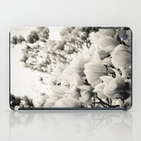 A Waterfall of Flowers iPad Case