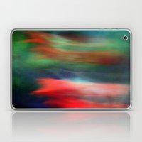 Abstract Gladiolus #2 Laptop & iPad Skin