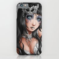 iPhone & iPod Case featuring Melancoly thought by Rosalys
