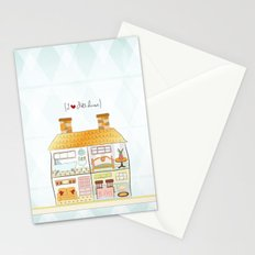 I {❤} Dollhouse Stationery Cards