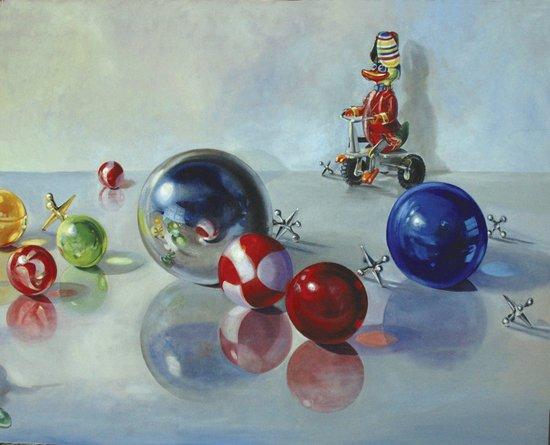 Marble series #3 Art Print