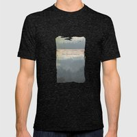 Your Grace still amazes me Mens Fitted Tee Tri-Black SMALL