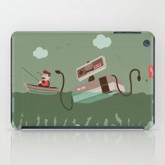 Loch NES V.2 iPad Case