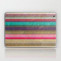 Stripes - pattern Laptop & iPad Skin