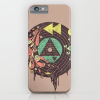 iPhone & iPod Case featuring Subliminal by Hector Mansilla