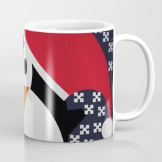 christmas pinguin Mug