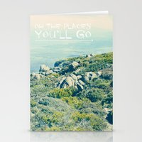 Oh The Places You'll Go Stationery Cards