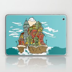 Fisherman's village Laptop & iPad Skin