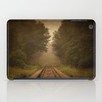 Rural Line iPad Case