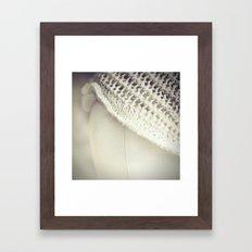 Make it. Framed Art Print