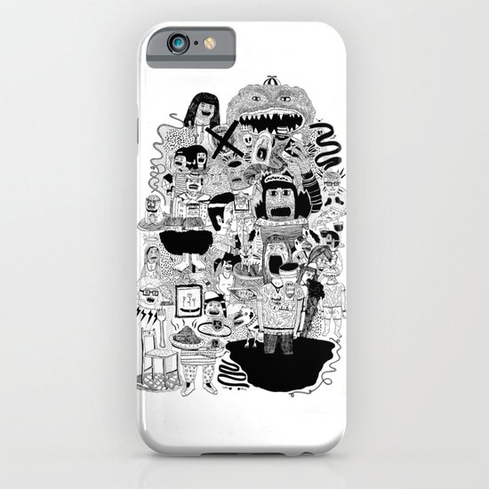 KIDS DOOM iPhone & iPod Case