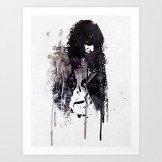 Alice Cooper Art Print